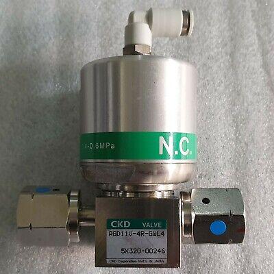 CKD Valve AGD11V-4R-GWL4