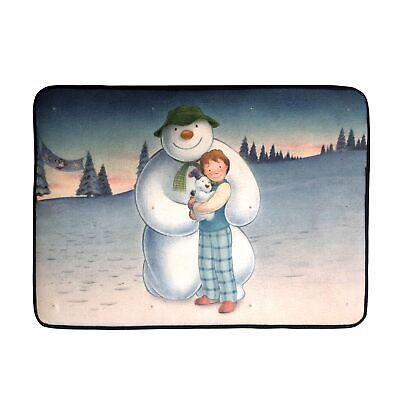 The Snowman, Billy & The Snowdog Illuminated Door Mat