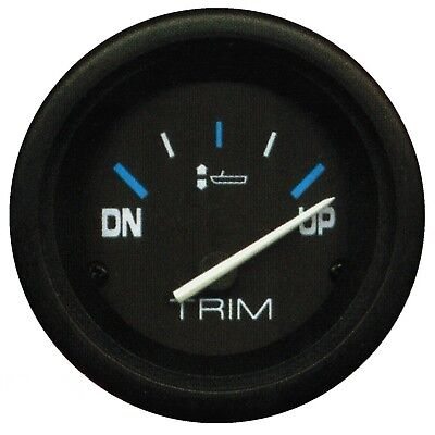 Mercury Trim Gauge - MerCruiser - Outboard - Quicksilver - 79-895292A01