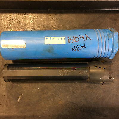 New Valenite Vari-set Bb-4a Boring Bar 2.50 Shank