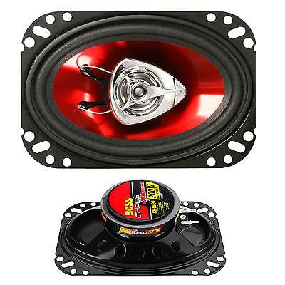 "BOSS CH4620 Chaos Exxtreme 4"" x 6"" 2-way 200-watt Car Full Range Speakers New"