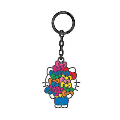 Loungefly Hello Kitty Bows Metal Keychain NEW IN STOCK