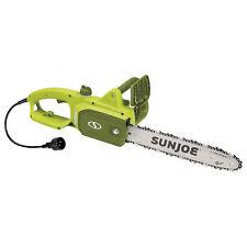 Sun Joe SWJ599E Tree Electric Handheld Chainsaw | 14-Inch | 9-Amp | Low-Kickback