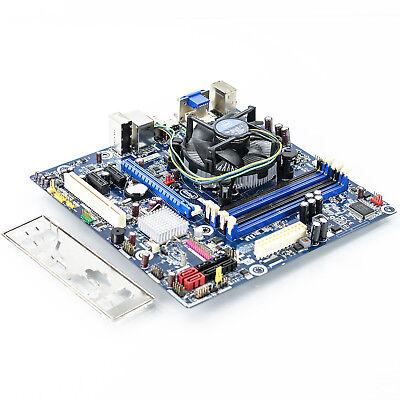 Intel DH55TC microATX LGA1156 Motherboard with Heatsink Fan I/O Guard NO CPU