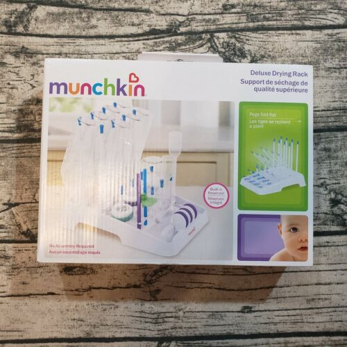 Munchkin Deluxe Drying Rack - Brand New