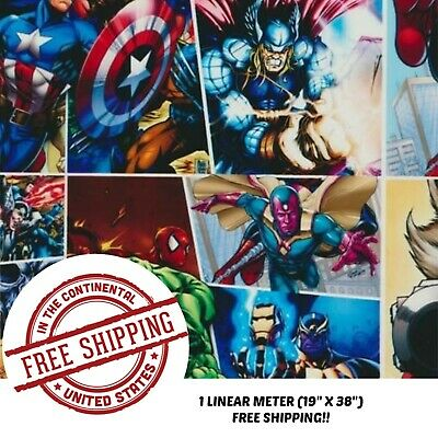 Hydrographic Water Transfer Hydro Dip 1m 19 X 38 Dipping Film Super Hero 2