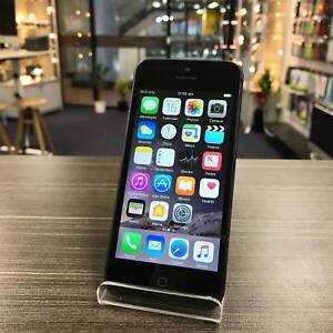 Pre owned iPhone 5 Black 16G UNLOCKED AU MODEL SMALL CHIP Nerang Gold Coast West Preview