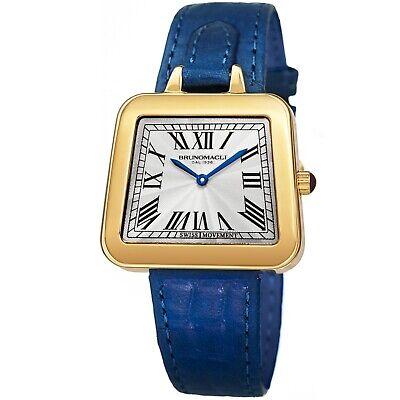 Bruno Magli Women's Emma 17.171141.GB Swiss Quartz Bracelet Watch - New!