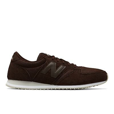 New Balance NB 420 Mens Lifestyle Sneakers Running Shoes Brown U420-BRN