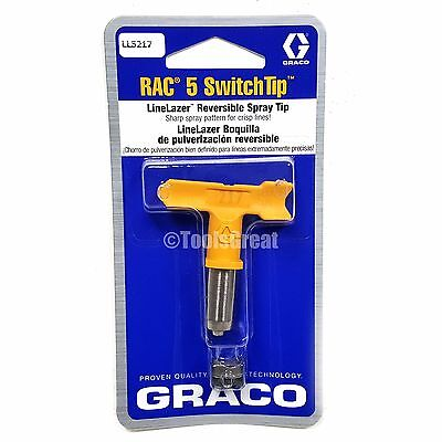 Graco Rac 5 Switchtip Linelazer Paint Spray Tip Ll5217