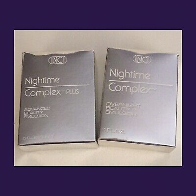 House Of Holsted - Nighttime Complex Advanced & Overnight Beauty Emulsion NIB