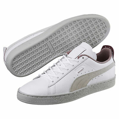 Puma Mens Basket - PUMA Scuderia Ferrari Basket Sneakers Men Shoe Auto