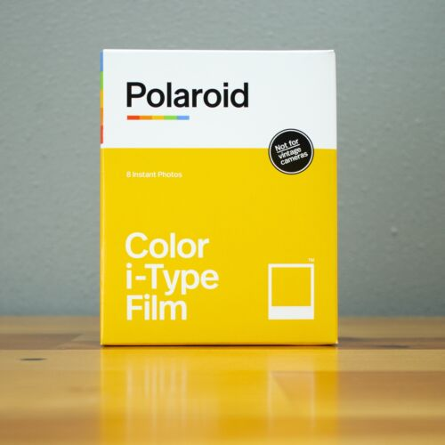 Polaroid Originals Color Instant Film for i-Type Cameras (OneStep2)