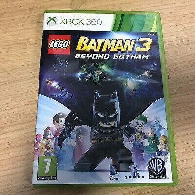 XBOX 360 - LEGO BATMAN 3 BEYOND GOTHAM