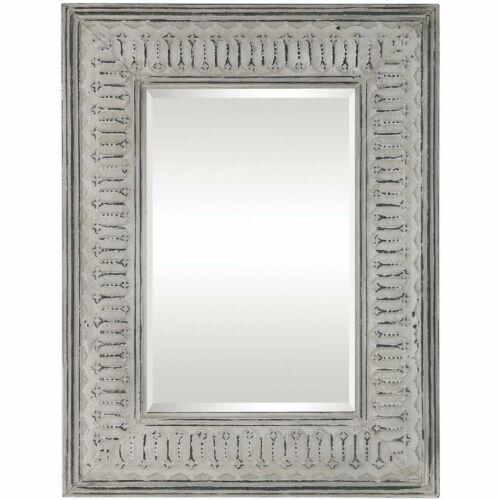 Uttermost 9455 Argenton Aged Gray Rectangle Mirror