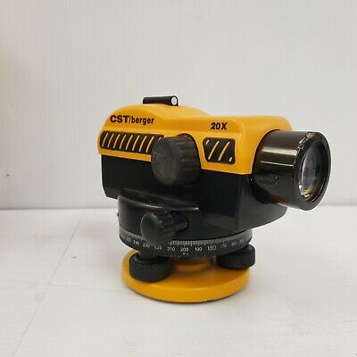 7059-1 Berger 20x Laser Level