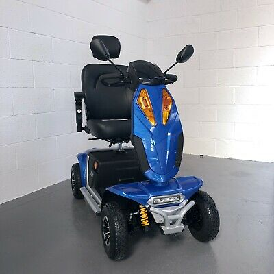 Monarch Vogue XL. 8mph Mobility Scooter. OPENED NEVER USED. PART EX WELCOME!!