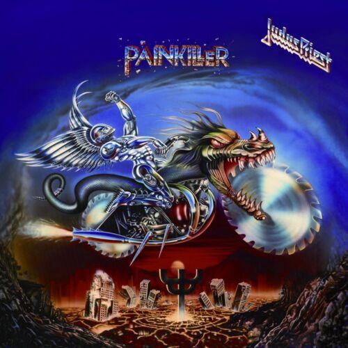JUDAS PRIEST Painkiller BANNER HUGE 4X4 Ft Fabric Poster Tapestry Flag album art