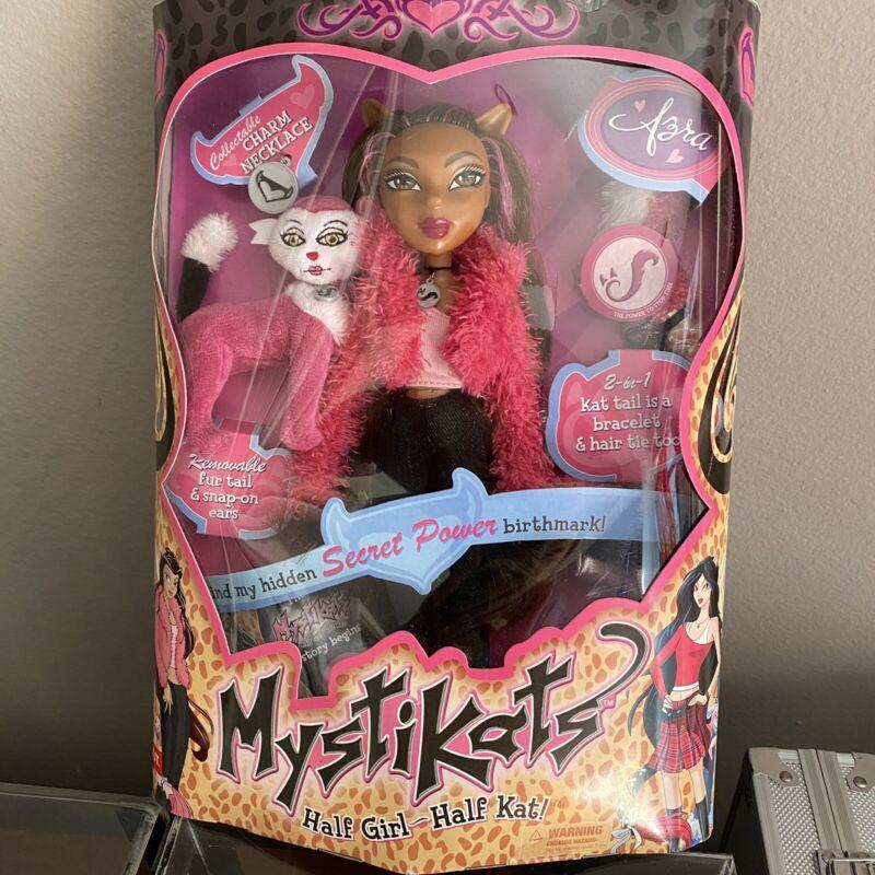 Mystikats Fashion Doll Azra Original Package
