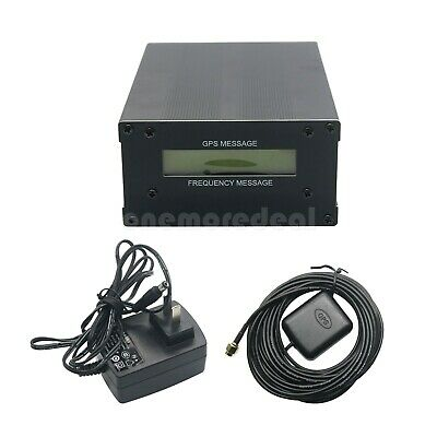 Gpsdo Gps Colck 10m Frequency Message Lcd-gps Disciplined Oscillator Dl45