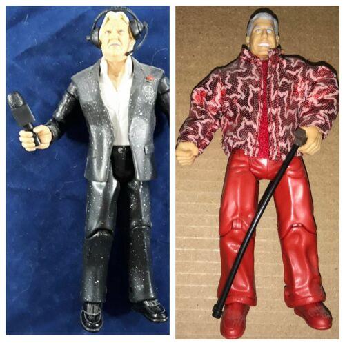 WWE Jakks Classic Superstars Freddie Blassie Bobby Heenan Loose Lot - $29.99