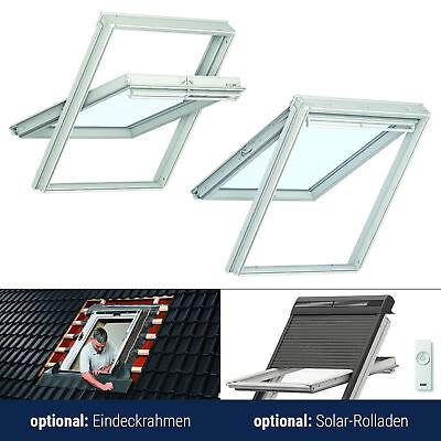 velux dachfenster klapp schwingfenster eindeckrahmen. Black Bedroom Furniture Sets. Home Design Ideas