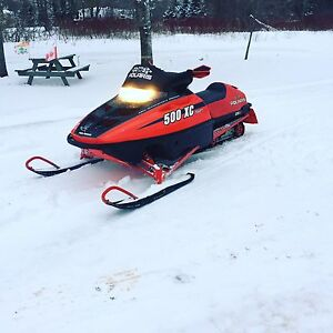 TRADE 2 sleds for seadoo