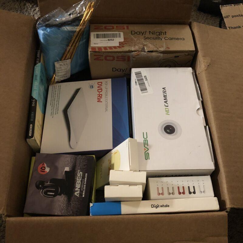 Amazon Liquidation  Box