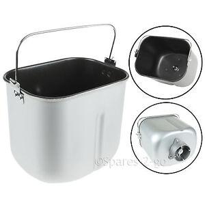 Genuine PRIMA ABM9 Breadmaker Baking Pan Bread Maker Machine Bucket 48280001