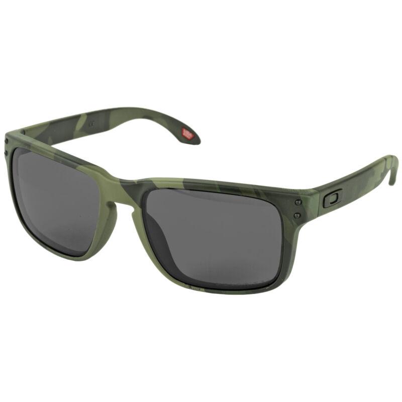 Oakley SI Holbrook - Multicam Black Frame, Gray Polarized Lenses (OO9102-9255)