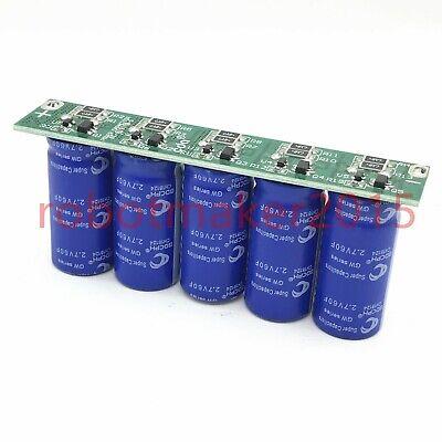 13.5v12f 13.5v 12f Super Farad Capacitor Module Kit Diy Power Supply
