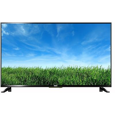 Flat Screen TV 32 Inch LED Television Wide Screen HDMI High Def HD Resolution A+