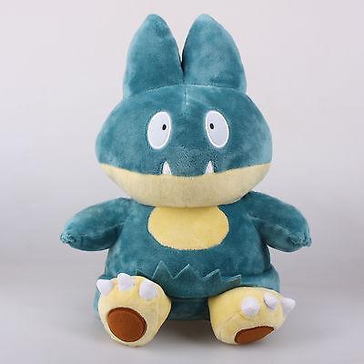 "Official 13"" 33Cm Munchlax Licensed Pokemon Plush Toys Soft Stuffed Animal Doll"