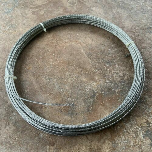 ( 100 Feet ) Down Guy Wire Galvanized Steel Cable For Antenna Mast Support