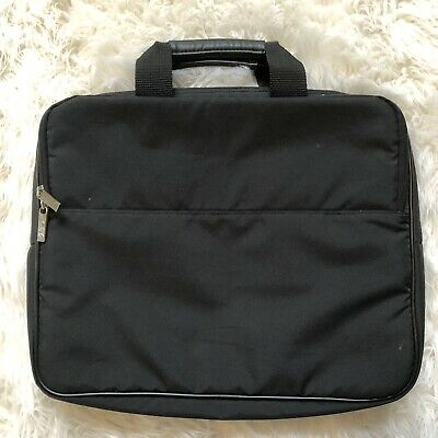 "Samsonite Bag Tablet iPad Laptop Computer Portfolio Black Case 14"" Laptop"