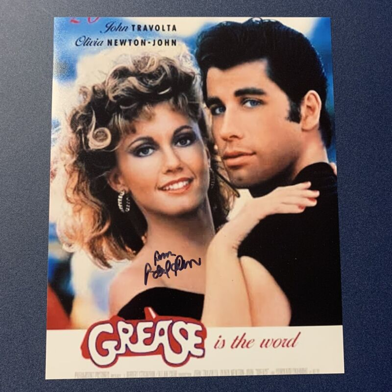 RANDAL KLEISER HAND SIGNED 8x10 PHOTO GREASE MOVIE DIRECTOR AUTOGRAPHED RARE COA