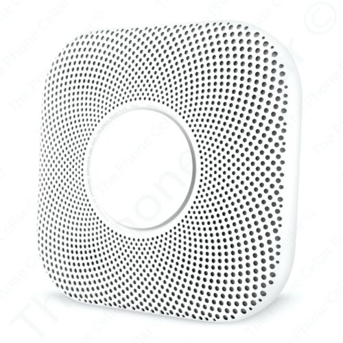 Google Nest Protect Smoke Carbon Monoxide Detector Alarm NES3003LW 2nd Gen White