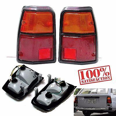 Toyota Corolla DX Wagon E70 KE72 KE71 Rear Body Tail Lamp Lights 79-81 5Door NEW