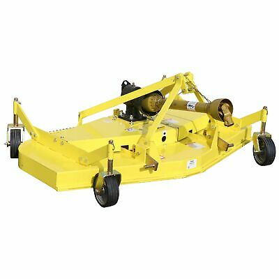 Titan Attachments Finishing Mower 72 Cat 1 3 Point Quick Hitch Lawn Grass
