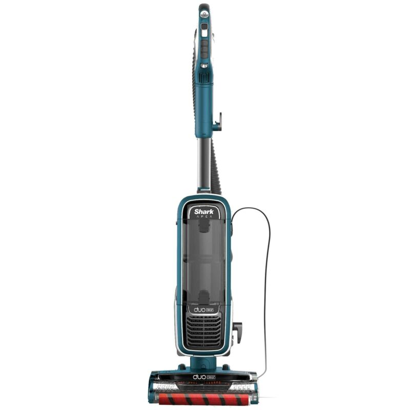 Shark Deep Cleaning Full Sized DuoClean Powered Lift Away Vacuum, Blue (Used)