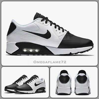 Nike Air Max 90 Ultra 2.0 SE, Black & White, 876005-002 UK...