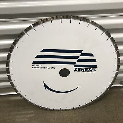 24 Zenesis Diamond Concrete Saw Blade Granite Engineered Stone Concrete Curb