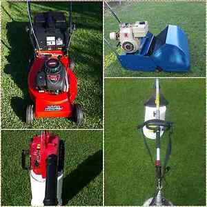 Lawn mower repairs / maintenance and lawn service Maddington Gosnells Area Preview