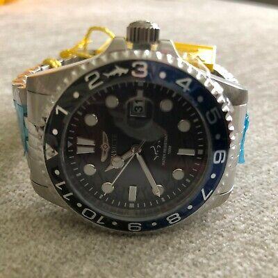 Invicta 43mm Pro Diver Master of the Oceans Quartz