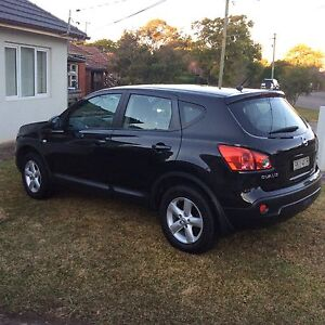 2009 Nissan Dualis Wagon West Ryde Ryde Area Preview