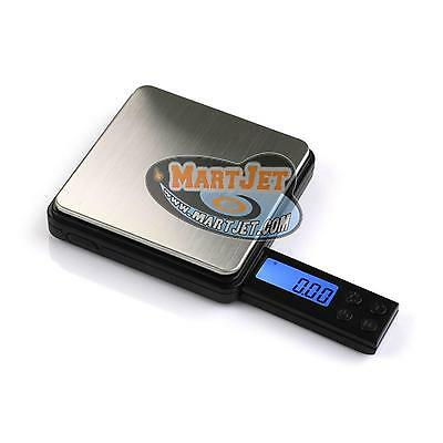 AWS Blade V2 Pocket Jewelry Weight Scale 100 Gram x 0.01g Carat Grain Oz Ozt Dwt