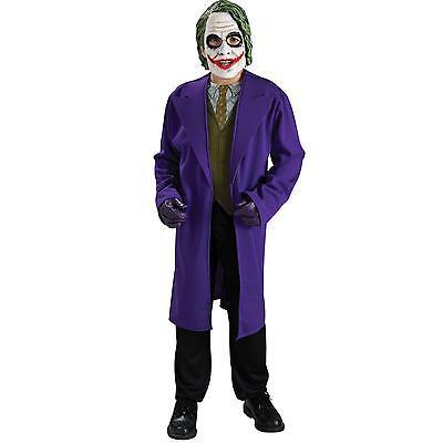 Batman - The Dark Knight - Joker Child Costume - Batman Joker Kids Costume