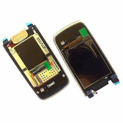 Fold Lcd - 100% Genuine Nokia 6600 fold LCD display main inner+small outer screen 4850016