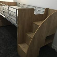 Loft Bed with Storage Melbourne CBD Melbourne City Preview