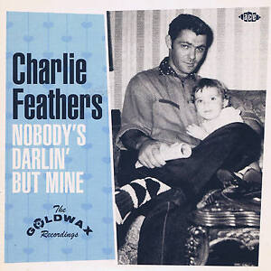 CHARLIE-FEATHERS-NEW-EP-The-Side-Wind-unissued-4-x-1961-ROCKABILLY